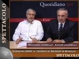 Sanremo 2009: il trionfo di Benigni & Bonolis