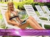 Paris Hilton sogna un duetto musicale con Britney Spears