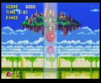 Sonic & knuckles : final boss + Ending ( Knuckles Story )