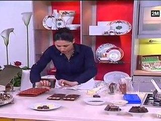 choumicha - idées cadeaux chocolat café noisette