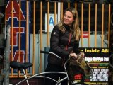 Bike fever hits Hollywood celebs