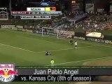 Major League Soccer -  Week 13 Goals of the Week Nominees