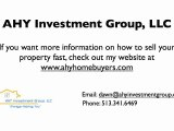 Sell my house in Hyde Park Ohio