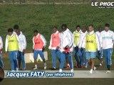 """Jacques Faty : """"De très bons moments avec l'OM"""""""