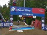 Rachel Atherton, Greg Minnaar win at Maribor Down Hill -  2010 UCI Mountain Bike World Cup