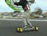 Flexboardz + kitewing Official video 06