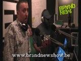 DJ J-Cue from Hong-Kong on Radio KIF
