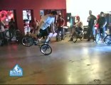 The BMX Flatland Art Demo