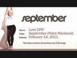 Love CPR demain en digital en Scadinavie ! EXTRAITS !