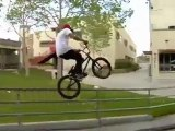BMX BAILS AND CRASHES FROM LEVIS TEAM!