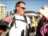 """""""Whistler Ski Racing"""" - Whistler Blackcomb Game On video podcast"""