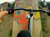 Insane Freestyle Mountain Biking at Post Office Bike Jam