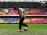 Freestyle Soccer -You gotta love ground moves