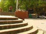 Skateboarder Levi Brown highlights