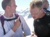 Mountain Climbing in Norway