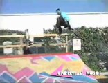 Alex Olson, Reese Forbes, Christian Hosoi... - Quiksilver All 80's All Day Street Contest