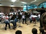 orchestre à l'école à Saint Malo