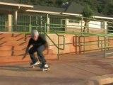 Skate Video-Unknown Skater