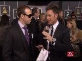 Grammys 2011: Donnie Wahlberg