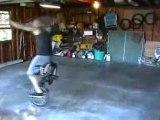 flatland bmx tricks Luke Malone