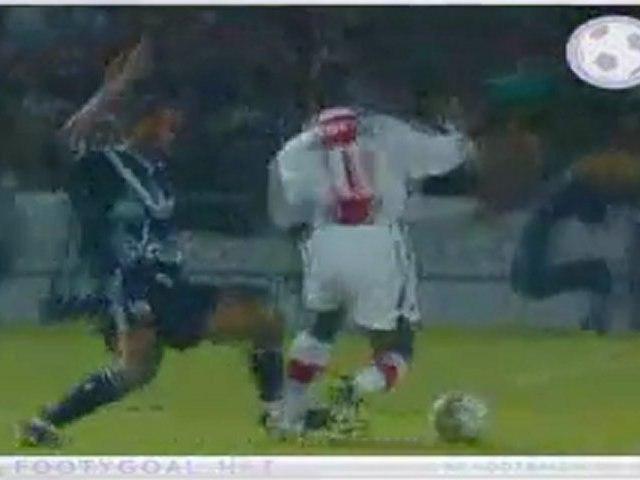 Okocha Goal against Bordeaux