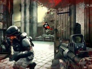 Killzone 3 : Les meilleurs coups brutaux de Killzone 3