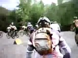 Lance Armstrong Races with the Aspen Cycling Club