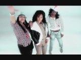 Amy & Bushy feat Amel Bent - Tu t'attendais pas à ça (CLIP)