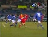 Daisuke Matsui earns it with dribbling