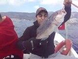 Antalya Adrasan Balık Avı Jigging ile Sinarit Avı - www.adrasanbalik.com