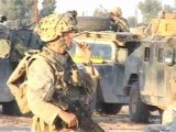 Cie India 3ème Bat 1 Rgt Marines lors siège Fallujah
