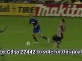 Major League Soccer Goal of the Week Nominee - Justin Braun