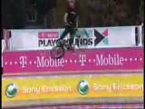 BMX Finale T-Mobile Extreme Playgrounds 2008