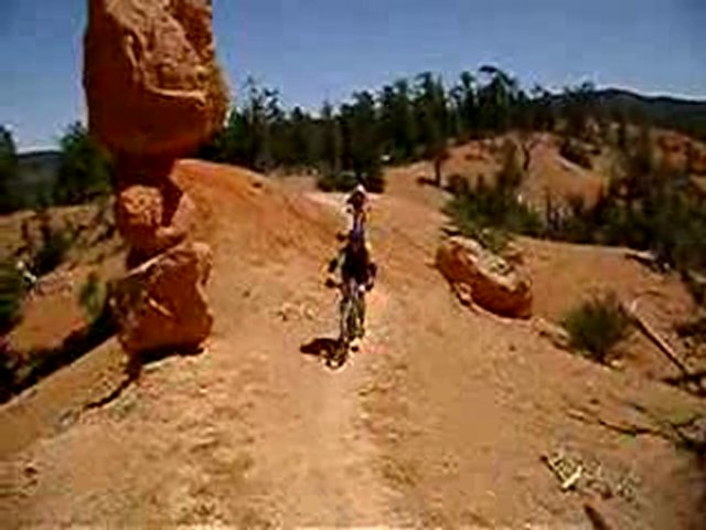 Thunder Mountain Mountain Biking