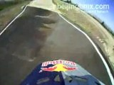Mike Day - Olympic BMX track Helmet cam Lap