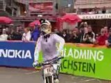 Mountain Bike 4X Nissan UCI MTB World Cup Schladming, Austria