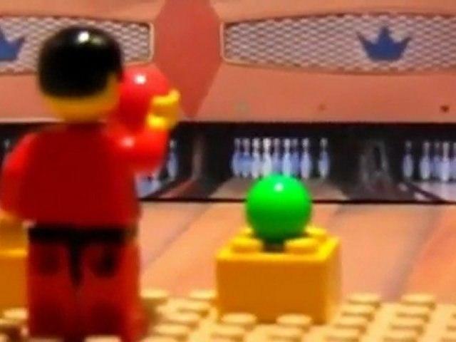 Il grande Lebowski in versione lego