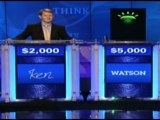 IBM Watson on Jeopardy quiz show