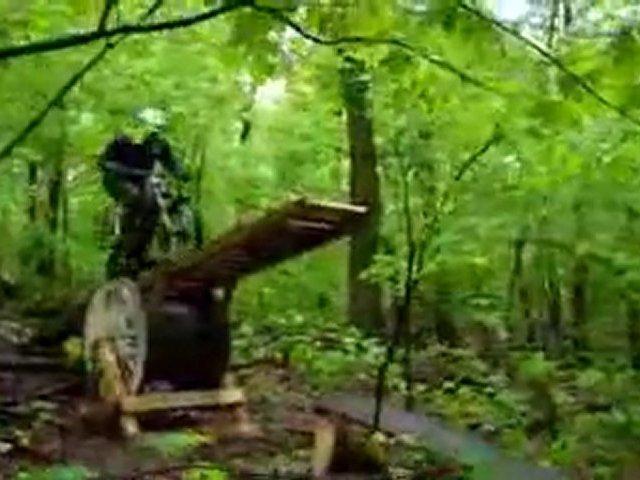 Mountain Biking Quebec