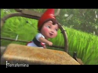 « Gnomeo et Juliette » : Interview de Michael Gregorio