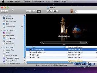 Comment décompresser un fichier .zip sous Mac