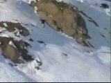 Freestyle Freeride Ski and snow