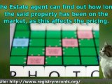 Real Estate Agents Can Assist Finding Property Records