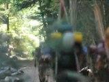 Cascade Volcano tour 2009
