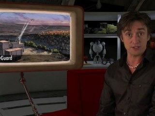 Richard Hammond Makes Love Not War
