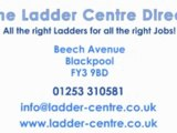 Extention Ladders Blackpool - Ladder Centre Direct Ltd
