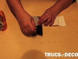 Faire une guirlande en papier crépon par TrucsetDeco.com