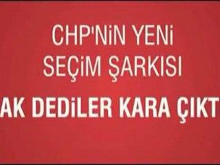 İşte CHP'nin yeni seçim şarkısı