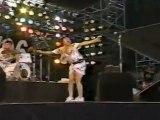 [1996.09.04]ウルフルズ「POP HILL」②