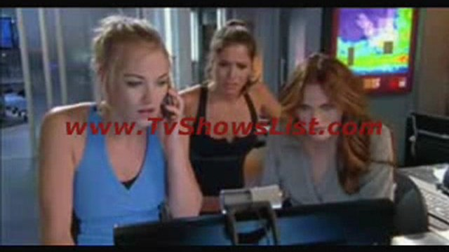 "Chuck Season 4 Episode 15 ""Chuck Versus the Cat Squad""  2011"